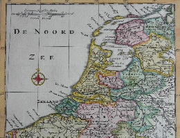 Maps of the Netherlands
