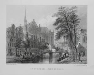 Amsterdam Stadsgezichten etc.