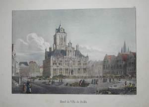 Steden en Dorpen Nederland